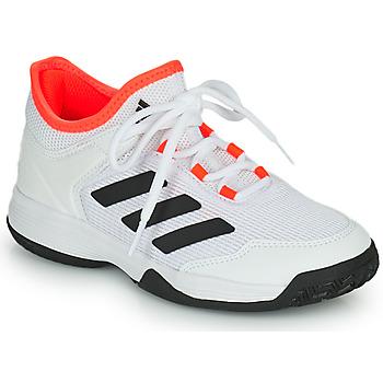Sapatos Criança Sapatilhas de ténis adidas Performance Ubersonic 4 k Branco / Vermelho