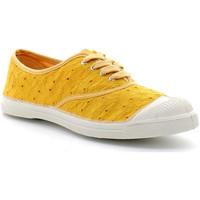 Sapatos Mulher Sapatilhas de ténis Bensimon  Jaune