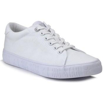 Sapatos Mulher Sapatilhas Big Star HH274216 Branco