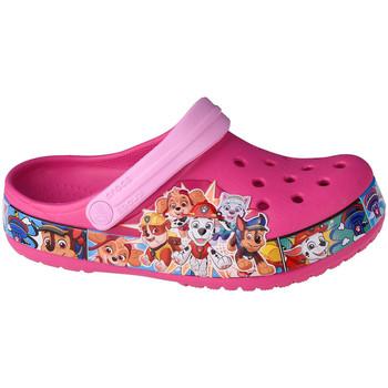 Sapatos Criança Tamancos Crocs Fun Lab Paw Patrol Rose