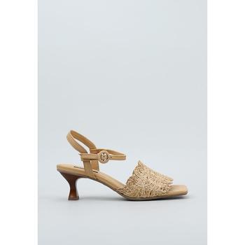 Sapatos Mulher Sandálias Krack  Bege