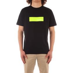 Textil Homem T-Shirt mangas curtas Refrigiwear JE9101-T27300 Preto