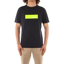 Textil Homem T-Shirt mangas curtas Refrigiwear JE9101-T27300 Azul