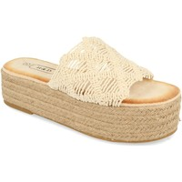 Sapatos Mulher Chinelos H&d YZ19-311 Beige