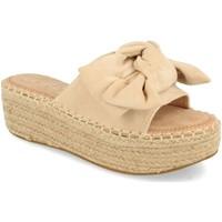 Sapatos Mulher Chinelos H&d YZ19-325 Beige