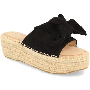 Sapatos Mulher Chinelos H&d YZ19-325 Negro