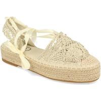 Sapatos Mulher Alpargatas H&d YZ19-329 Beige