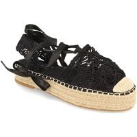Sapatos Mulher Alpargatas H&d YZ19-329 Negro