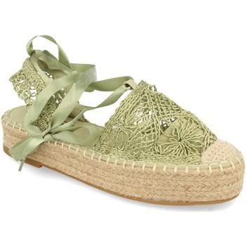 Sapatos Mulher Alpargatas H&d YZ19-329 Verde