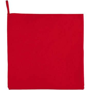 Casa Toalha e luva de banho Sols ATOLL 50 ROJO Rojo