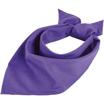 beleza Acessórios cabelos Sols BANDANA Morado Oscuro Violeta