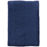 Casa Toalha e luva de banho Sols BAYSIDE 100 French Marino Azul