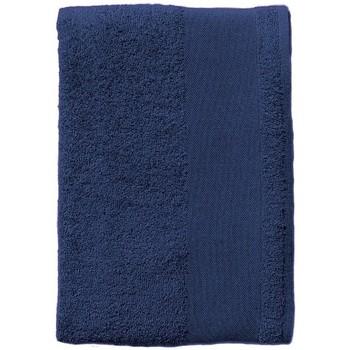Casa Toalha e luva de banho Sols BAYSIDE 70 French Marino Azul
