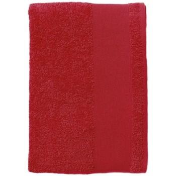 Casa Toalha e luva de banho Sols BAYSIDE 70 Rojo Rojo