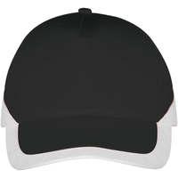 Acessórios Boné Sols BOOSTER Negro Blanco Negro