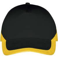 Acessórios Boné Sols BOOSTER Negro Amarillo Negro