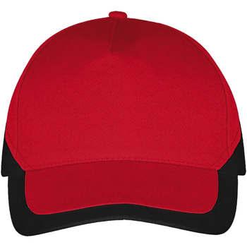 Acessórios Boné Sols BOOSTER Rojo Negro Rojo