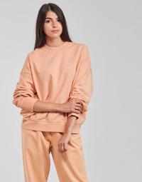 Textil Mulher Sweats Levi's WFH SWEATSHIRT Rosa