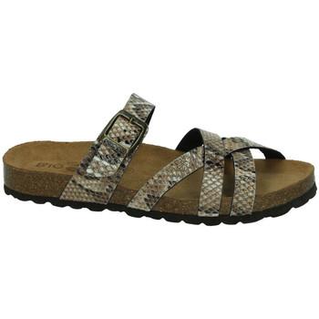 Sapatos Mulher Sandálias Biobio  Bege