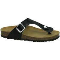 Sapatos Mulher Chinelos Biobio  Preto