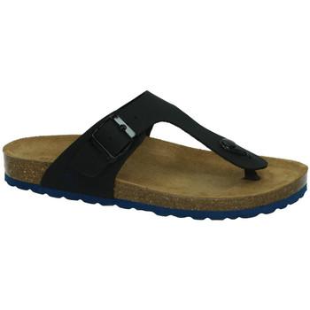 Sapatos Homem Chinelos Biobio  Preto