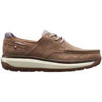 Sapatos Homem Sapatos Joya HAVANNA M NAUTICALS MARROM CLARO