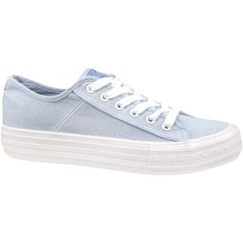 Sapatos Mulher Sapatilhas Lee Cooper Lcw 21 31 0123L Azul