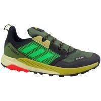 Sapatos Criança Sapatilhas de corrida adidas Originals Terrex Trailmaker Verde