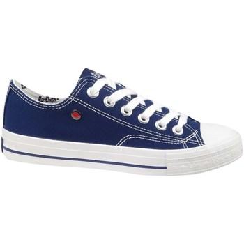 Sapatos Mulher Sapatilhas Lee Cooper Lcw 21 31 0095L Azul marinho
