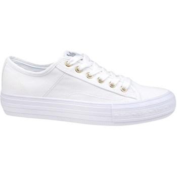 Sapatos Mulher Sapatilhas Lee Cooper Lcw 21 31 0121L Branco