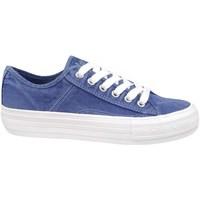 Sapatos Mulher Sapatilhas Lee Cooper Lcw 21 31 0119L Azul