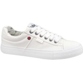 Sapatos Mulher Sapatilhas Lee Cooper Lcw 21 31 0001L Branco