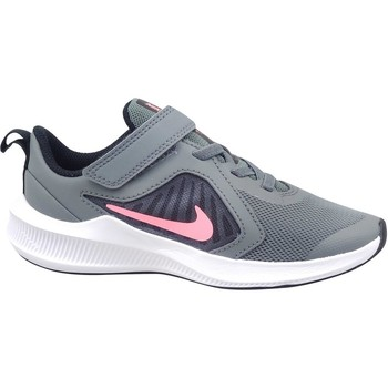Sapatos Rapariga Sapatilhas de corrida Nike Downshifter 10 Cinzento