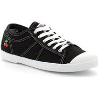 Sapatos Mulher Sapatilhas de ténis Le Temps des Cerises  Noir
