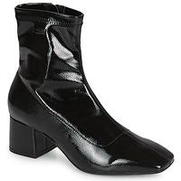 Sapatos Mulher Botins Les Tropéziennes par M Belarbi DANIELA Preto