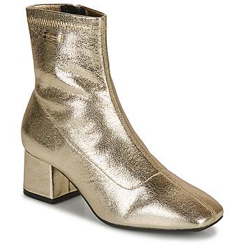 Sapatos Mulher Botins Les Tropéziennes par M Belarbi DANIELA Ouro
