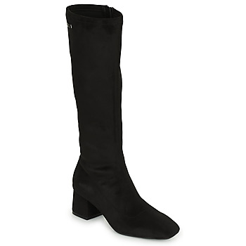 Sapatos Mulher Botas altas Les Tropéziennes par M Belarbi DOTY Preto