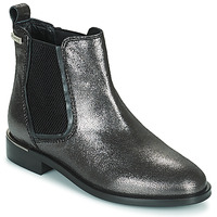 Sapatos Mulher Botas baixas Les Tropéziennes par M Belarbi MYLA Prata