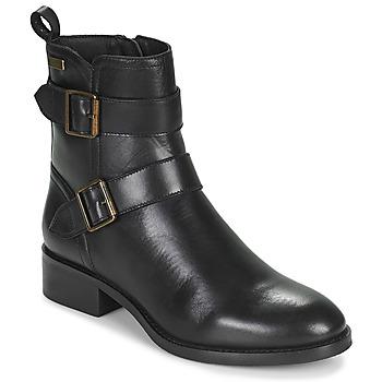 Sapatos Mulher Botas baixas Les Tropéziennes par M Belarbi WILL Preto