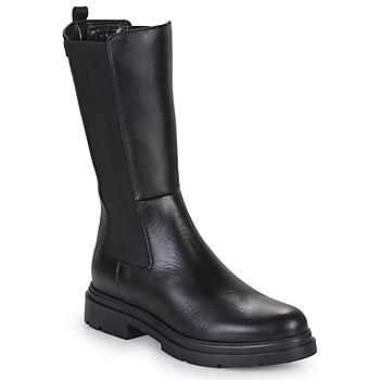 Sapatos Mulher Botas baixas Les Tropéziennes par M Belarbi SADDIE Preto