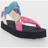 Sapatos Mulher Sandálias Kamome Trends 1AD-1186 IM Rosa