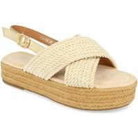 Sapatos Mulher Sandálias H&d YZ19-155 Oro
