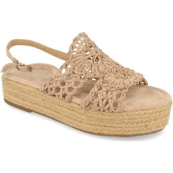 Sapatos Mulher Sandálias H&d YZ19-163 Beige