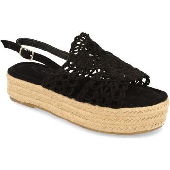 Sapatos Mulher Sandálias H&d YZ19-163 Negro