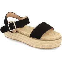 Sapatos Mulher Sandálias H&d YZ19-200 Negro