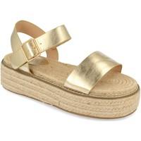 Sapatos Mulher Sandálias H&d YZ19-200 Oro