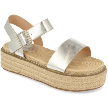 Sapatos Mulher Sandálias H&d YZ19-200 Plata