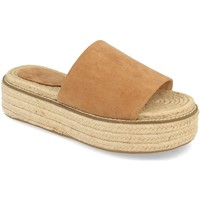 Sapatos Mulher Chinelos H&d YZ19-205 Marron