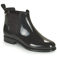 Sapatos Mulher Botas de borracha Les Petites Bombes RAIN Preto