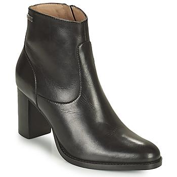 Sapatos Mulher Botins Les Petites Bombes AMBRINE Preto